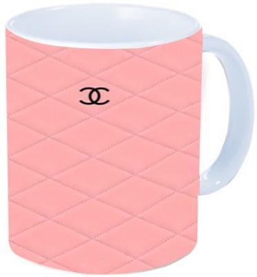 Rawkart Chanel 2 Ceramic Mug