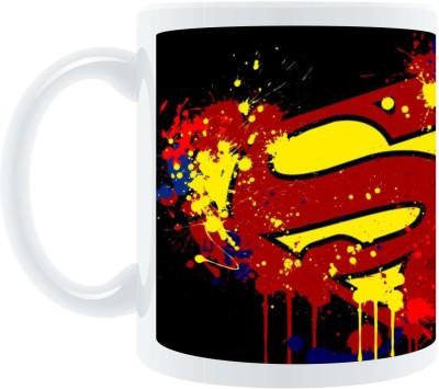 AB Posters Superman Ceramic Mug