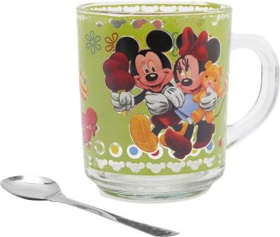 R.P. Pooja Ghar RP101 Glass Mug