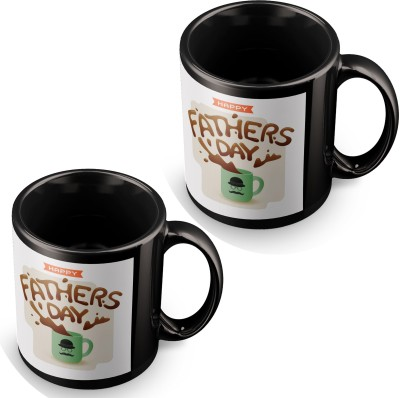 posterchacha Fathers Day Coffee  Black Tea And Coffee Gift For Fathers Day Ceramic Mug