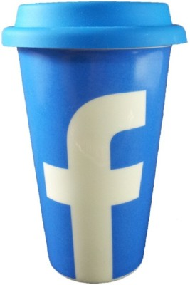 Get Social Tumbler TM13 Ceramic Mug