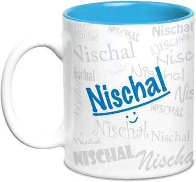 Hot Muggs Me Graffiti - Nischal Ceramic Mug