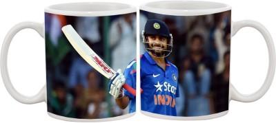 Goonlineshop Virat Kohali Ceramic Mug