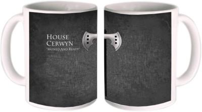 Shopmillions House Cerwyn Ceramic Mug
