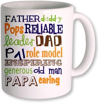 PhotogiftsIndia Happy Fathers Day 052 Ceramic Mug