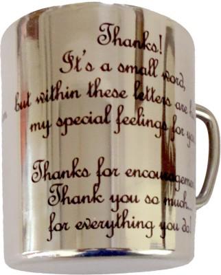 Luxury Gifts By Nikki Love Stainless Steel Mug