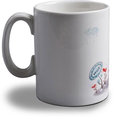 Artifa Love Post Porcelain, Ceramic Mug