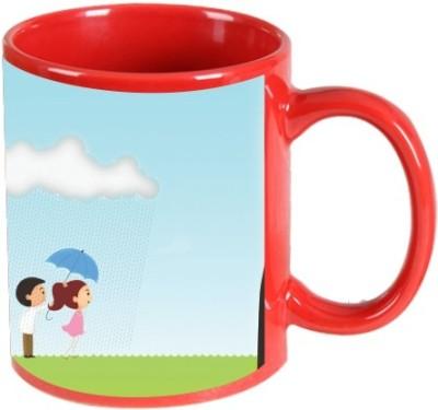 Printland Artful Valentine Day PMR5071 Ceramic Mug