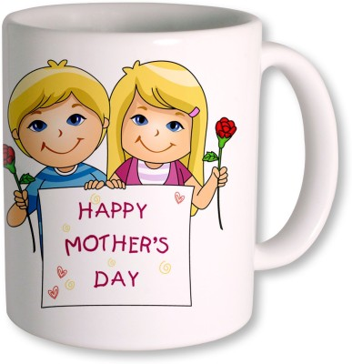 Heyworlds Gift for Mother's Day Coffee  Ceramic Mug