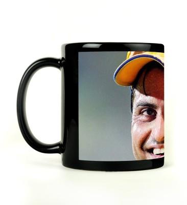 Rockmantra Suresh Raina Ceramic Mug