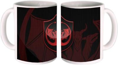 Shopmillions Game Of Thrones Dragon Ceramic Mug