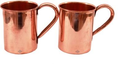 Indian Art Villa IAV-C-2-109A Copper Mug