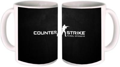 Shopmillions Counter Strike Ceramic Mug