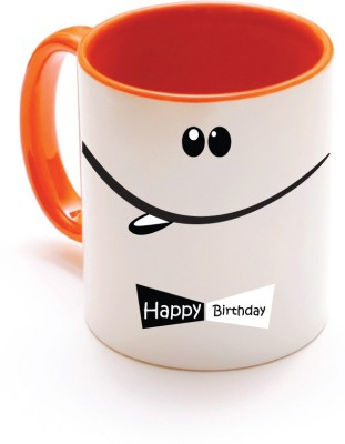 Only Owl OWL 1044 Happy Birthday s Ceramic Mug