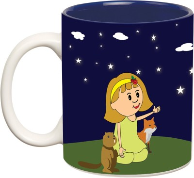 Mugwala Kid's Birthday Gifting Idea Ceramic Mug
