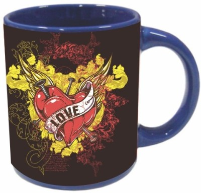 Printland Symbol of Love PMBu5614 Ceramic Mug