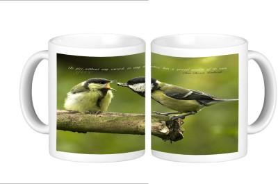 Shopmillions Love In Nature Ceramic Mug