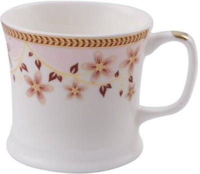 BP Bharat Nova Daisy Bone China Mug