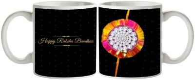 Artist Raksha Bandhan Rakhi MB-2108 Ceramic Mug