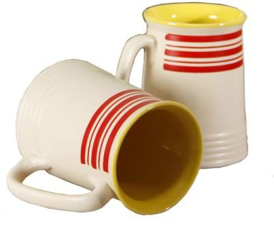 Unravel India Matt Beer 3 Bone China Mug