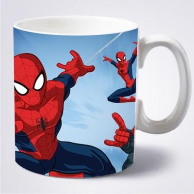 Big Idea Spider Man 5 Ceramic Mug