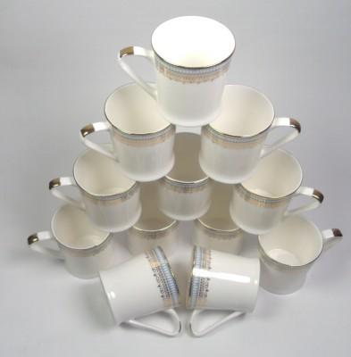 Bharat BP-Julia Gold Bone China Mug