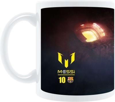 AB Posters Messi Ceramic Mug