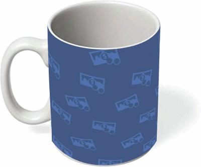 Printelligent father's day gift design 9 Ceramic Mug