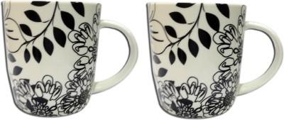 Rcube Floral Ceramic Mug