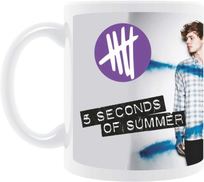 AB Posters 5 Seconds Of Summer Ceramic Mug