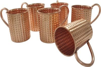Dakshcraft Large Copper Copper Mug
