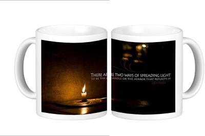 Shopmillions Ways Of Spreading Light Ceramic Mug