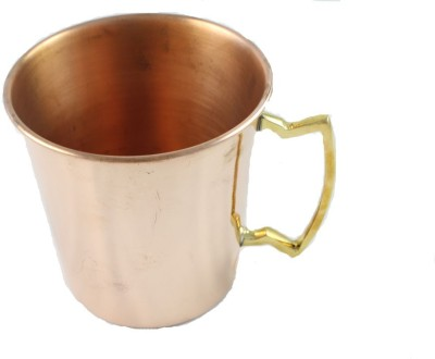 Sarvsiddhi Unlined  Copper Mug