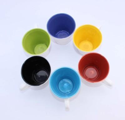 Aarzool Glossy Kulhad Ceramic Mug