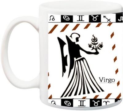 Archies Reliable Virgo Zodiac Sign  Ceramic Mug