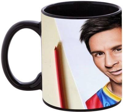 Shopmania Designer Printed BLK-48 Coffee Ceramic Mug