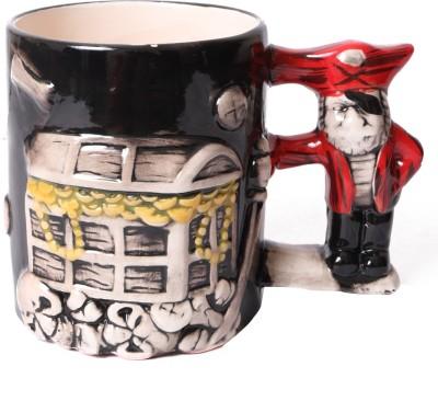 Emerge Deck Pirate Ceramic Mug