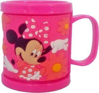 embossed 3d PTFE (Non-stick) Mug