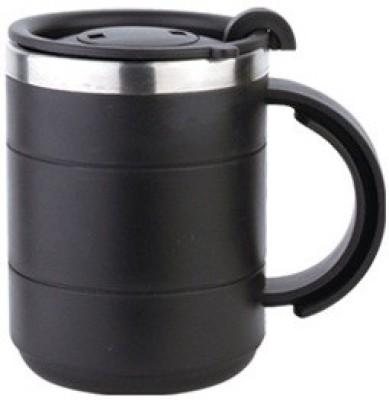 i-gadgets Premium Multipurpose Double Wall Plastic, Stainless Steel Mug