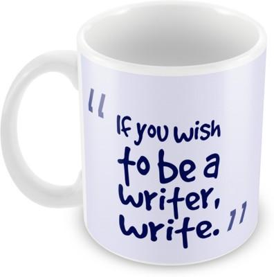 AKUP If-U-Wish-To-Be Ceramic Mug