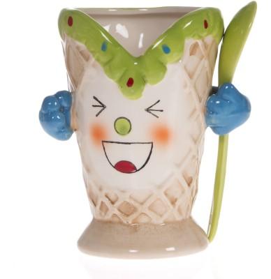 Smile2u Retailers Softy Shape Ice Cream Ceramic Mug