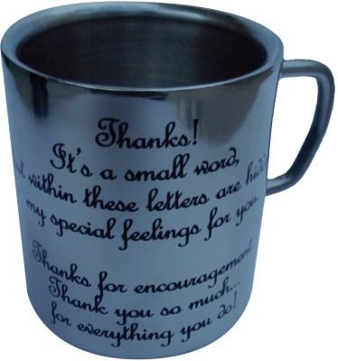 Luxury Gifts By Nikki DisatD017 Stainless Steel Mug
