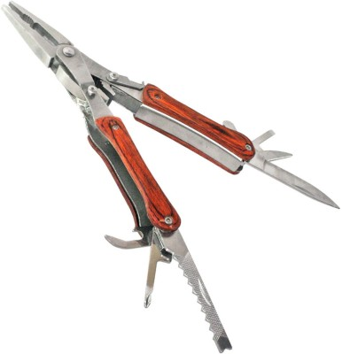 JM UODDUDJ Multi Utility Plier(8 Tools, Multicolor)