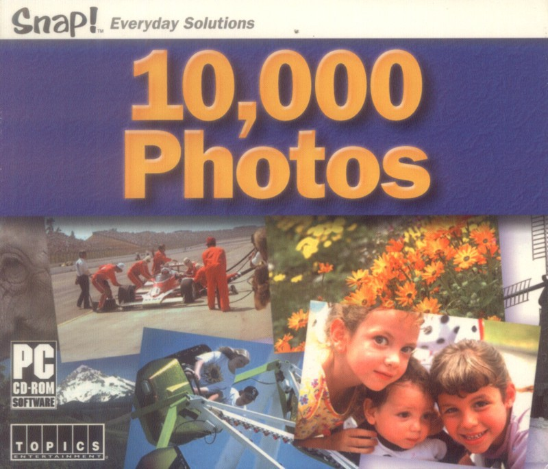 Topics Entertainment 10000 Photos(1 CD-ROM)