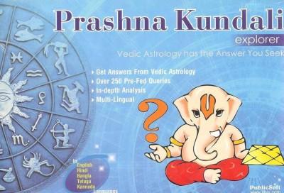 Public Software Prashna Kundli Explorer Deluxe