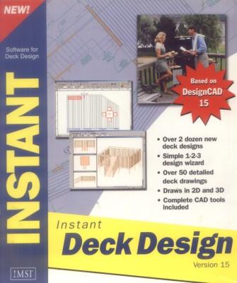Topics Entertainment Instant Deck Design