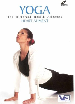 V3 Interactive Yoga For Heart Aliment Gold
