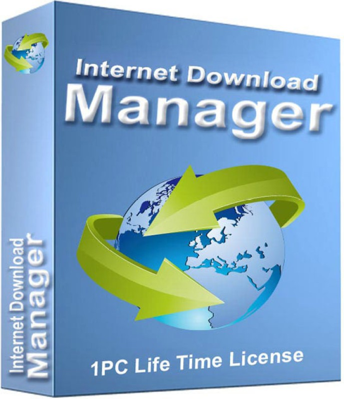 Tonec Inc. Internet Download Manager 1 PC Life Time(1 CD)