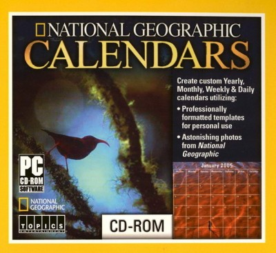 Topics Entertainment National Geographic Calendars