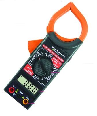 Shrih SH - 0750 Continuity Current Voltage Measurement Digital Multimeter(Orange 2000 Counts)
